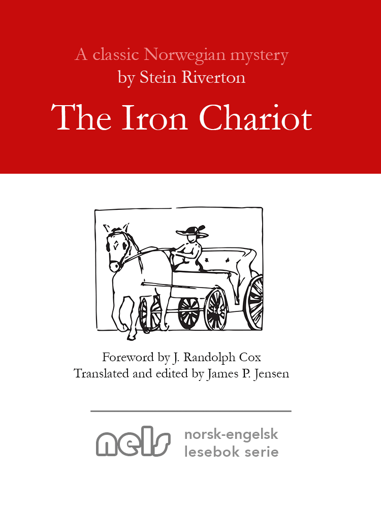 Cover of The Iron Chariot