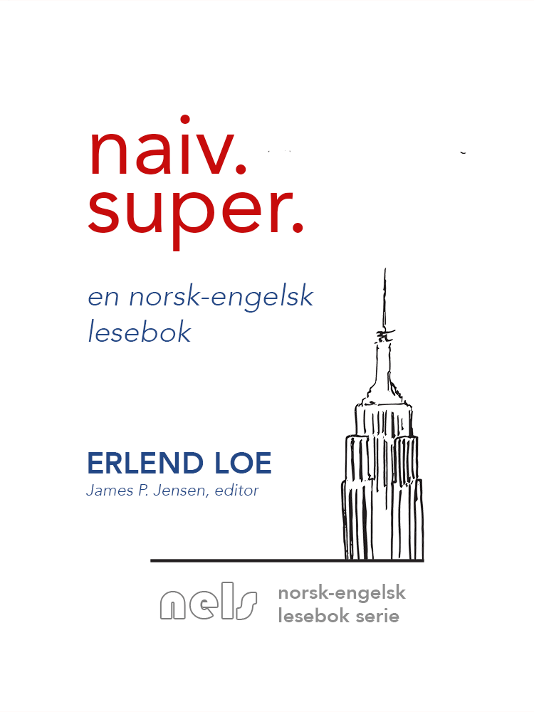 Cover of Naiv Super